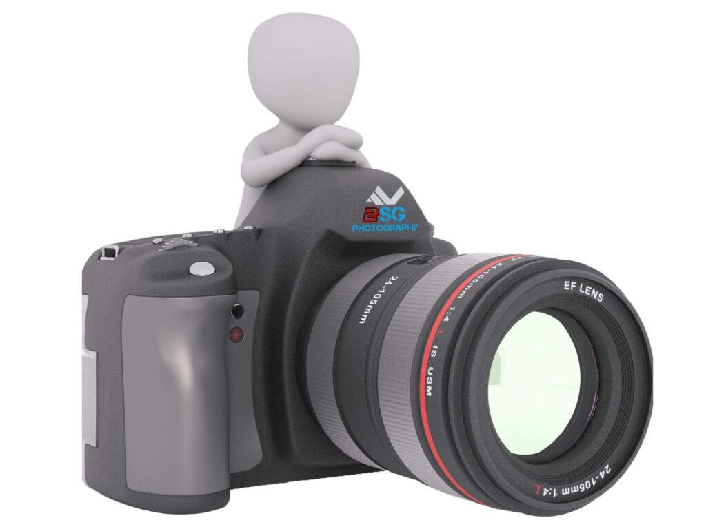 2SG Photography Logo