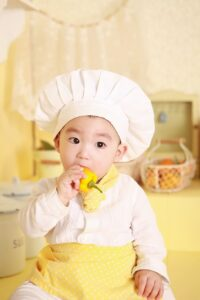 baby Messy Chef