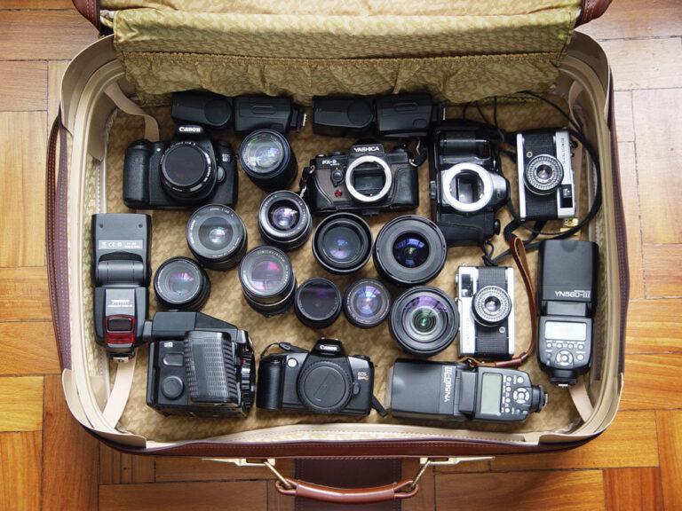 suitable cameras